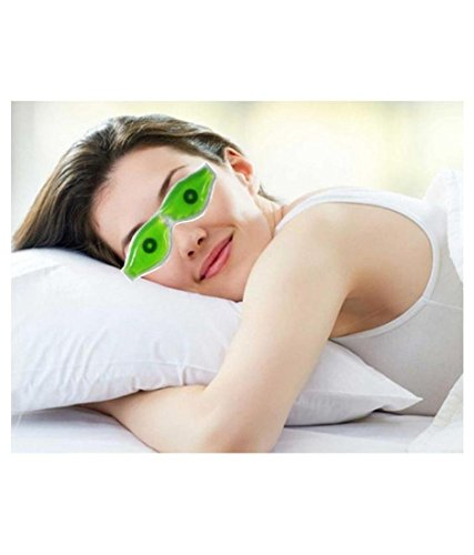 RTF Aloe Vera Gel Eye Cool Mask Multipurpose Magnetic Clears Eye Sight  available at amazon for Rs.85