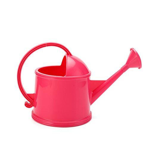 Wddwarmhome Réservoir d'arrosage de la résine 3.8L enfant arrosant le ménage d'intérieur de mini arrosoir de pot ( Couleur : Rose )