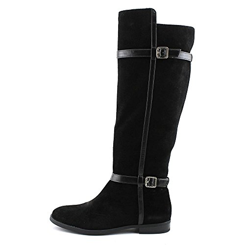 Mode Concepts Stiefel 2 Wildleder INC hoch Knie Black International Ameliee Txqa8wnWFX