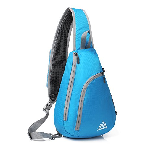 ecc68ca9ae GSTEK Shoulder Backpack Sling Chest Crossbody Bag Pack for Daily Use