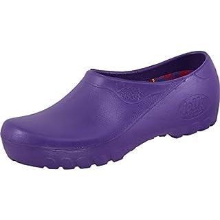 Alsa Women's Safety Shoes Purple Size: 4
