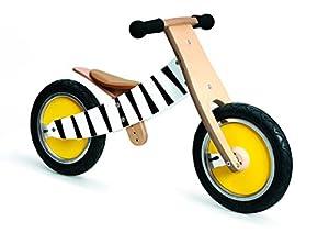 Scratch europe 599386031 - Bicicleta 2 en 1 Zebra Basil Scratch 24m+
