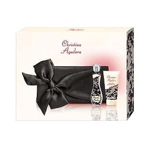 Christina Aguilera Gift Set includes XMAS 2011 Eau de Perfume 30ml/ Gift Wrap Pack