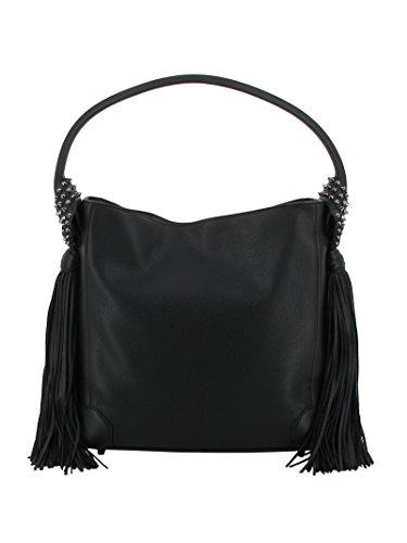 christian-louboutin-mujer-3165126cm53-negro-cuero-bolso-de-hombro