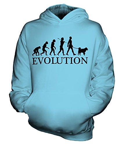candymix-siberian-husky-evolution-des-menschen-und-hund-unisex-kinder-jungen-madchen-kapuzenpullover