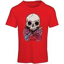 N4604F Camiseta mujer Rock'n'Roll