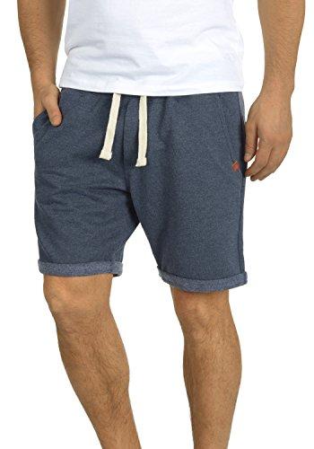 BLEND Timo 20701416ME Sweatshorts, Größe:XL;Farbe:Navy (70230) - Baumwolle Sweat Short
