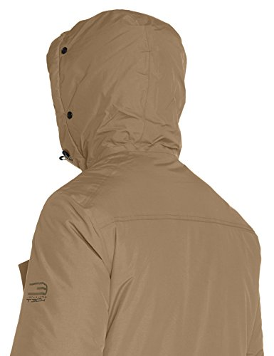 JACK & JONES, Parka Uomo Beige (Elmwood)