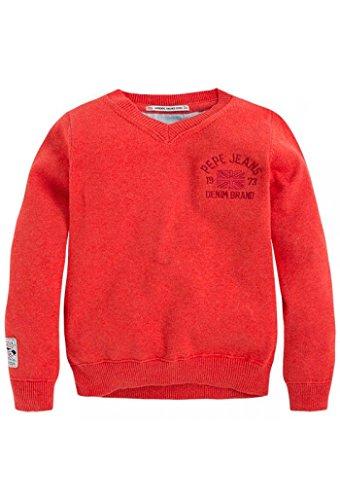 Pepe Jeans - Maglione -  ragazzo rosso rosso