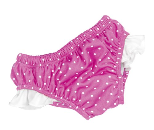 Fashy Baby Badewindelhose, pink/weiß, 74/80, 1557