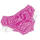 Fashy 1557 Baby - Pañal para niña, tamaño 74 / 80, color rosa