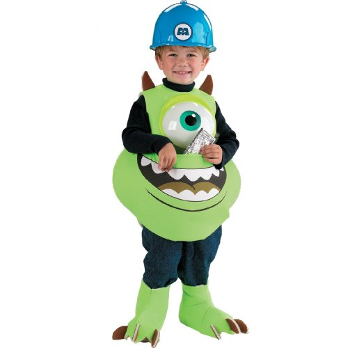 Mike Candy Catcher Toddler Costume - Toddler -