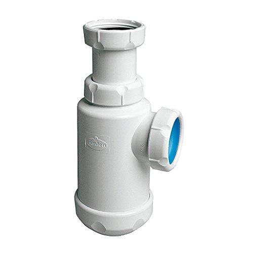 """Jimten s-65–Geruchverschluss Flasche ausziehbar S65Horizontal 1.1/4"""""""