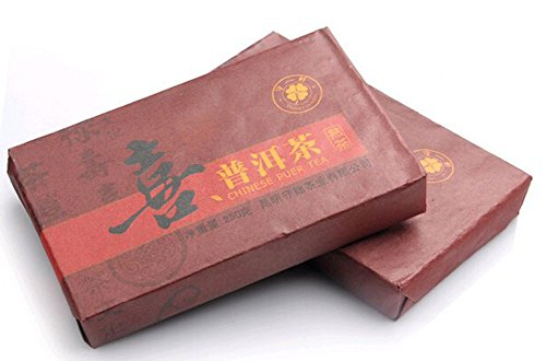 SaySure - 250g made in 2012 Spring Ripe\Shu YunNan Chinese Brick \black\pu erh tea