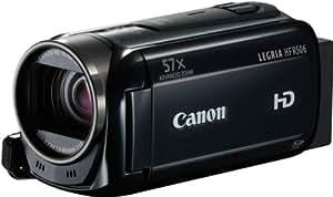 Canon LEGRIA HF R506 HD-Camcorder (7,5 cm (3 Zoll) Touchscreen-LCD, 32 fach opt. Zoom) schwarz