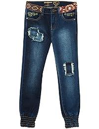 Desigual Gomez, Jeans Fille