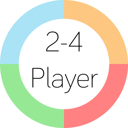2-4 Player Game Collection (Games Player 3)