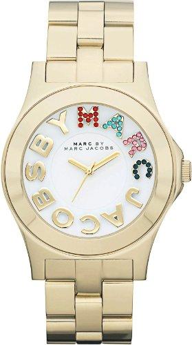 Für Vuitton Uhren Louis Frauen (Marc Jacobs MBM3137 - Armbanduhr per damen)