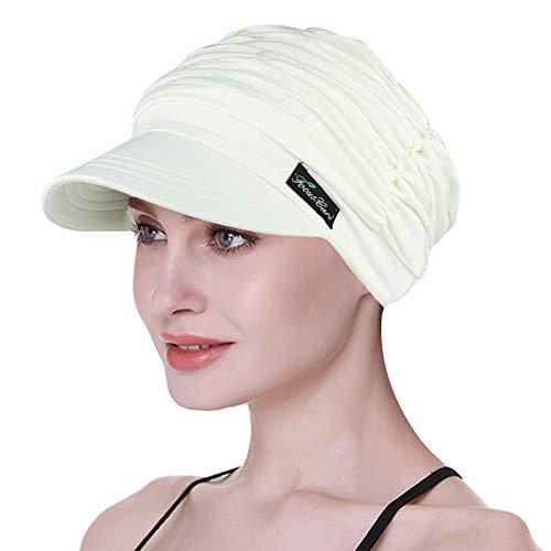 Headwear für Junge Frauen Krebs Alopecia Headcover Schlaf Turbans - Headcover Turban
