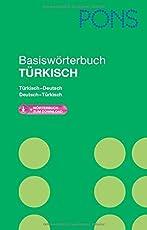 PONS Basiswörterbuch Türkisch: Türkisch - Deutsch / Deutsch - Türkisch. Mit Download-Wörterbuch.: Mit Download-Wörterbuch. Türkisch-Deutsch/Deutsch-Türkisch