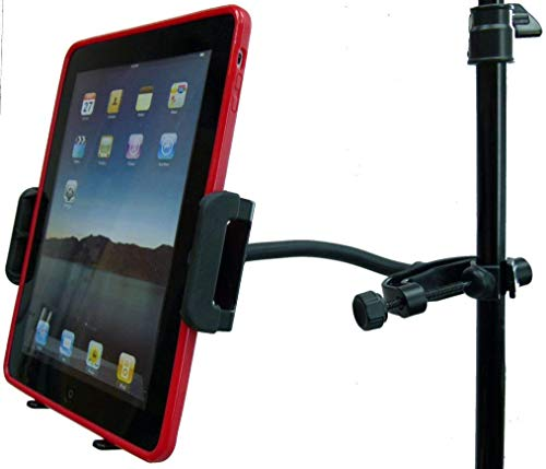 Buybits Hug Musik Mikrofon Ständer Tisch Halter für IPAD Air ( Sku 21036 ) (Seite Musik-halter)