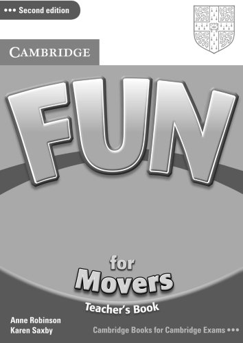 Fun for Movers 2nd Teacher's Book