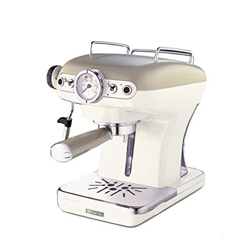 Cafetera Máquina de café Express semiautomática máquina de café Comercial Multifuncional máquina de Espuma Resistente al Vapor doméstica máquina de café Inteligente con Bomba