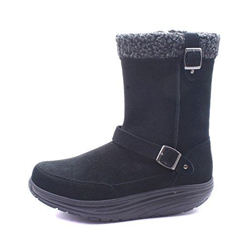 womens-boston-athletics-trim-shape-roller-suede-boots-uk-7-black