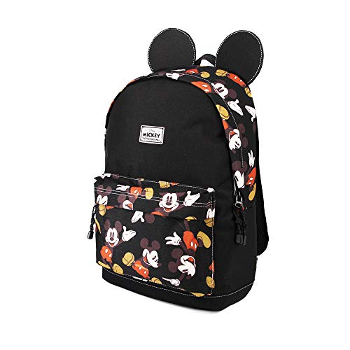 Karactermania Mickey Mouse True-Mochila Freetime Mochila Tipo Casual,