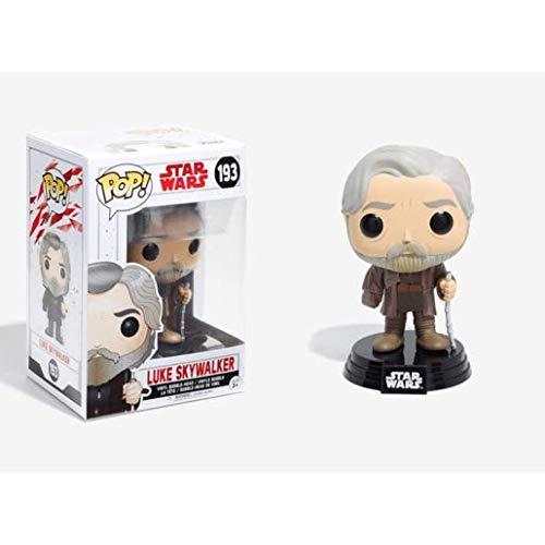 Funko POP! Star Wars – Luke Skywalker – Vinyl Figur, 9cm
