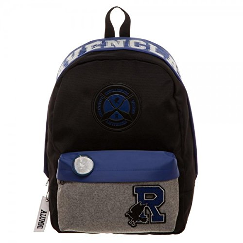 Harry Potter Backpack Ravenclaw Bioworld Borse