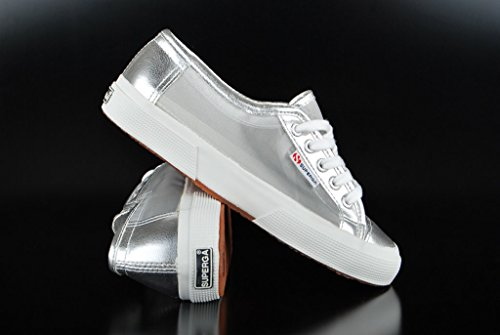 Superga 2750 Netw Silver Argent