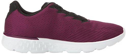 Skechers Go Run 400, Chaussures Multisport Outdoor Femme Rose (Ras)