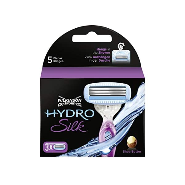 Wilkinson Sword Hydro Silk Razor For Women