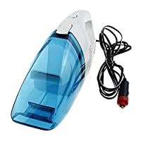High Power Vacuum Cleaner Portable - Blue