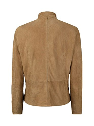 James Bond Spectre Morocco Brown Suede Leather Jacket - James Bond Specter - Marron - Veste en cuir suède marron Marron