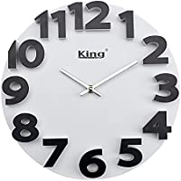 King Home o16730013d reloj de pared