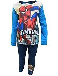 Spiderman Marvel Pijama niño clásico