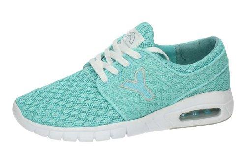 Yumas, Sneaker donna Blu Celeste