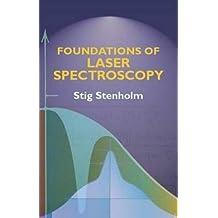 Foundations of Laser Spectroscopy