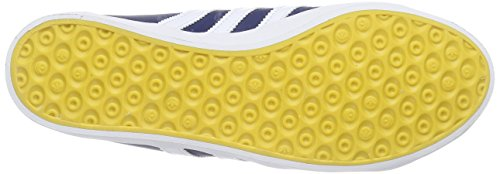 adidasAdria PS 3-Streifen - Sneaker donna Blu (Blau (Oxford Blue F15-St/Ftwr White/Corn Yellow F15-St))