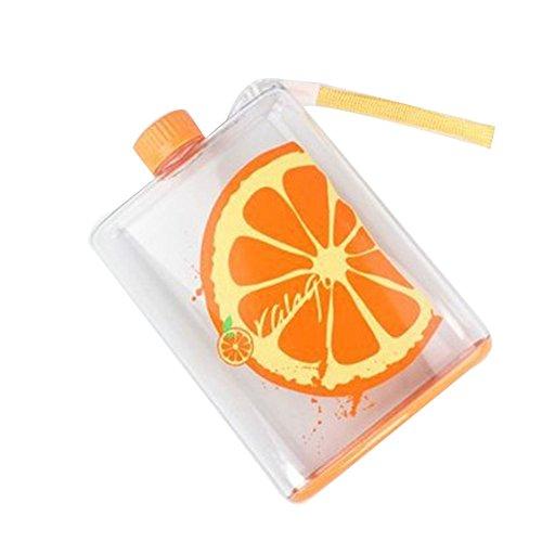 Coupe Voyage Fruit mignon Voyage plastique Tasses