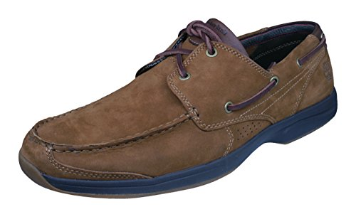Timberland Earthkeepers Hull Cove Zapatos para hombre del ante / barco del  ante-Brown-49