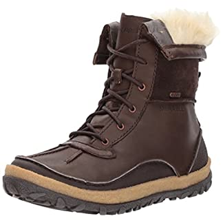 Merrell Women's Tremblant Mid Polar Wp High Boots 5