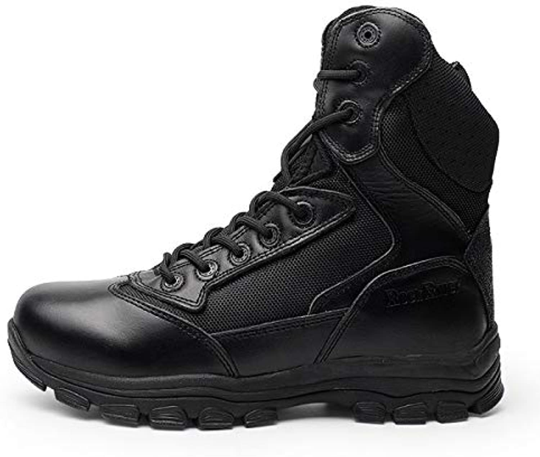 FHCGMX Scarpe da Ginnastica alla Moda per Uomo Scarpe da da da Uomo per Adulto Inverno Caldo Comfort Calzature con Lacci...   elegante  82628f