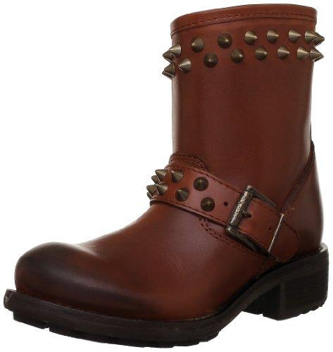 Jonak 225-2275, Boots femme Marron (Cognac)