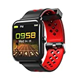 Smartwatch , Panamalar IP68 Wasserdichter Fitness Tracker mit Herzfrequenz-Monitor Bluetooth 4.0...