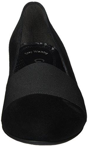 Gabor Damen Comfort Pumps Schwarz (schwarz (schwarz) 47)