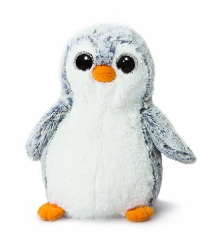 Pompom Penguin Aurora - Pingüino de Peluche (27,9 cm)