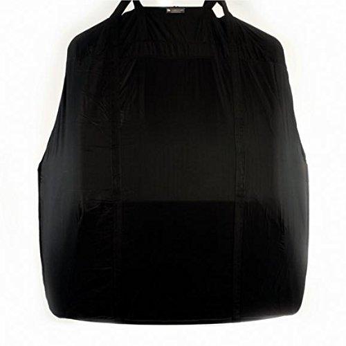 UK Custom Covers htc020ad2 angepasst Hardtop Schutztasche - schwarz Custom Hardtop